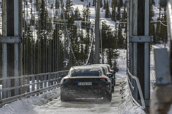 Porsche Taycan,Taycan,new Porsche Taycan,ปอร์เช่ ไทคานน์,ปอร์เช่พลังงานไฟฟ้า,Porsche EV,รถยนต์พลังงานไฟฟ้า