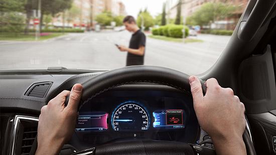 เทคโนโลยีช่วยขับขี่อัจฉริยะ,เทคโนโลยีความปลอดภัย,เทคโนโลยีปัญญาประดิษฐ์,Artificial Intelligence,Autonomous Emergency Braking,ระบบช่วยเบรกฉุกเฉินอัตโนมัติ,ระบบช่วยในการขับขี่