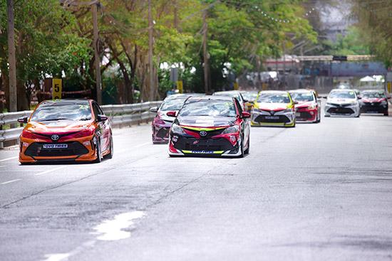 Toyota Gazoo Racing Motorsport 2019,Toyota Gazoo Racing Motorsport,Toyota Motorsport 2019,Spirit to push the limits,แข่งรถยนต์,แข่งรถโตโยต้า,มอเตอร์สปอร์ต,Toyota ALIVE SPACE,Toyota Gazoo Racing