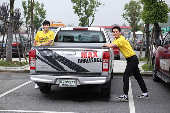 อีซูซุ แม็คซ์ แชลเลนจ์ กับ บอย ปกรณ์,ขับประหยัดน้ำมัน,บอย-ปกรณ์ ขับประหยัดน้ำมัน,Isuzu MAX Challenge,บอย-ปกรณ์ Isuzu MAX Challenge,อีซูซุอินไซท์,สถิติอัตราประหยัดน้ำมัน บอย-ปกรณ์ Isuzu MAX Challenge
