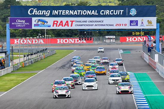 RAAT THAILAND ENDURANCE CHAMPIONSHIP INTERNATIONAL 2019,TOYOTA GAZOO RACING TEAM THAILAND,Endurance 6 Hrs,RAAT Endurance 6 Hrs,สนามช้าง อินเตอร์เนชั่นแนลเซอร์กิต,RAAT Endurance 6 Hrs สนามช้าง อินเตอร์เนชั่นแนลเซอร์กิต
