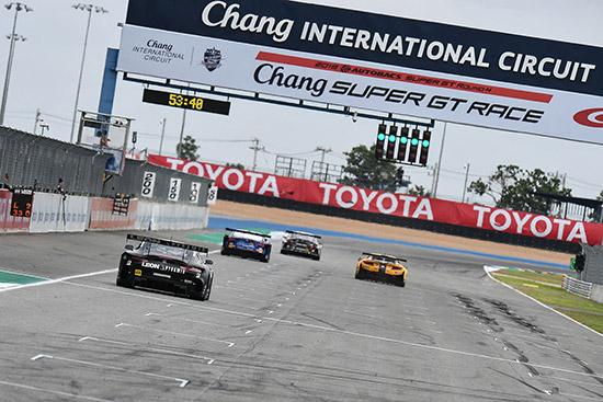 Super GT 2019,Chang Super GT 2019,ช้าง ซูเปอร์จีที เรซ 2019,ซูเปอร์ จีที 2019