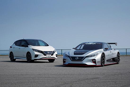 Nissan LEAF Nismo RC,ฟอร์มูลา อี,รถแข่งไฟฟ้า,Formula E,LEAF Nismo RC,LEAF NISMO,นิสสัน ลีฟ นิสโม อาร์ซี