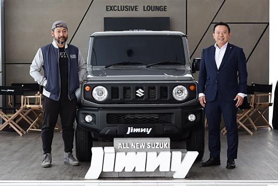 ส่งมอบ All New Suzuki JIMNY,ส่งมอบ Suzuki JIMNY,Suzuki JIMNY คันแรก,newsuzukijimny,Suzuki JIMNY ล็อตแรก