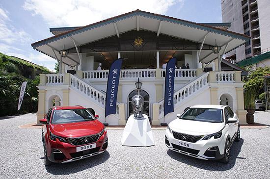 MGC-ASIA PEUGEOT,PSA PEUGEOT,เปอโยต์ 3008,เปอโยต์ 5008,PEUGEOT 3008,PEUGEOT 5008,เปอโยต์ ประเทศไทย,รถยนต์เปอโยต์