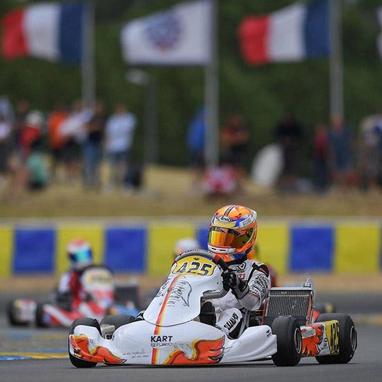 วุฒิกร อินทรภูวศักดิ์,Panther AAS Motorsport,Blancpain GT World Challenge Asia 2019,World Series Karting รุ่น OK-Junio,Thailand Super Series 2019