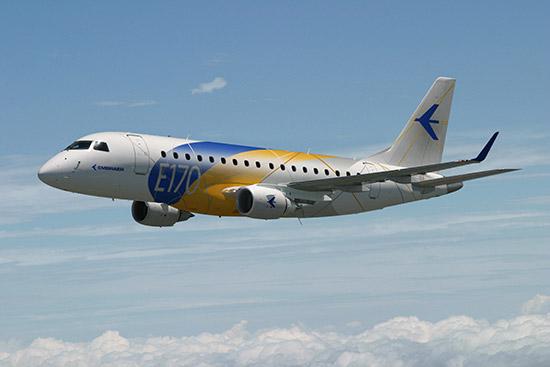 MICHELIN Air X,เครื่องบิน Embraer E170,Embraer E170,ยางเครื่องบิน MICHELIN Air X,ยางเครื่องบิน,ยางเครื่องบิน MICHELIN,เทคโนโลยี NZG