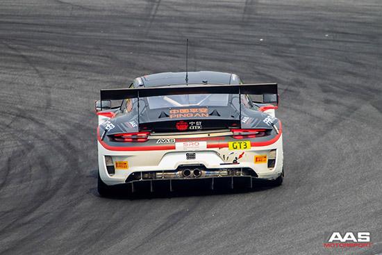 ทีม Panther / AAS Motorsport,วุฒิกร,GT3 Pro-Am,Blancpain GT World Challenge Asia 2019,วุฒิกร อินทรภูวศักดิ์,ผลการแข่งขัน Blancpain GT World Challenge Asia 2019,AAS Motorsport,สนาม Korea International Circuit ประเทศเกาหลีใต้