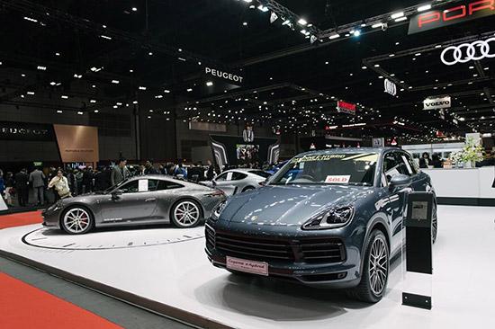 ปอร์เช่ 911 คาร์เรร่า ใหม่,BIG Motor Sale 2019,The new 911 Carrera,The new 911 Carrera Cabriolet,Porsche Carrera,Porsche 911,The new 911 Carrera S,เอเอเอส ออโต้ เซอร์วิส,AAS