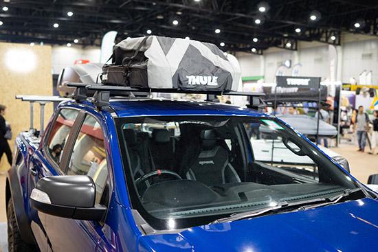 Thule,กระเป๋า Thule,กล่องเก็บของ Thule,thule bag,thule rack จักรยาน,thule rack,แร็คจักรยาน,แร็คหลังคา,NG Explorers Fair 2019