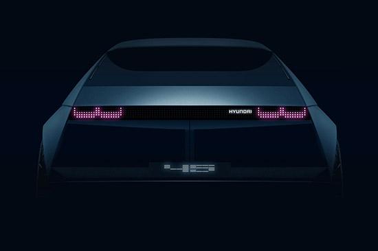 รถยนต์อีวีต้นแบบ ฮุนได 45,รถยนต์อีวีต้นแบบ,ฮุนได 45,รถยนต์พลังงานไฟฟ้า,รถยนต์พลังงานไฟฟ้า Hyundai 45,Hyundai 45,รถยนต์อีวีต้นแบบ Hyundai 45,แฟรงก์เฟิร์ต มอเตอร์โชว์
