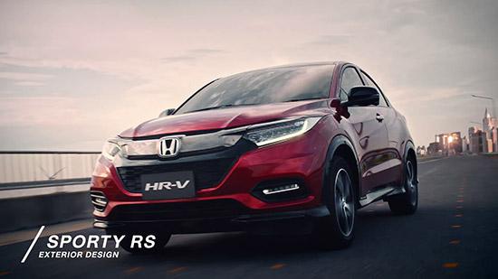 What's Calling You? เสียงแบบไหนที่เรียกให้คุณไปสัมผัส,ฮอนด้า เอชอาร์-วี,ฮอนด้า เอชอาร์-วี สีภายในใหม่,Honda HR-V,Honda HR-V สีภายในใหม่,Honda HR-V สีใหม่