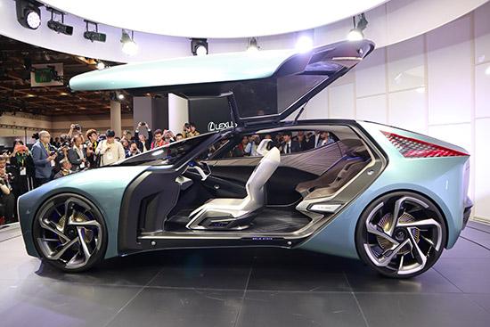 Lexus LF-30,TOYOTA Concept Car,รถยนต์ไฟฟ้าต้นแบบ,รถยนต์ไฟฟ้า,Lexus LF-30 Concept,Tokyo Motor Show 2019,แบตเตอรี่ Solid State,LF-30