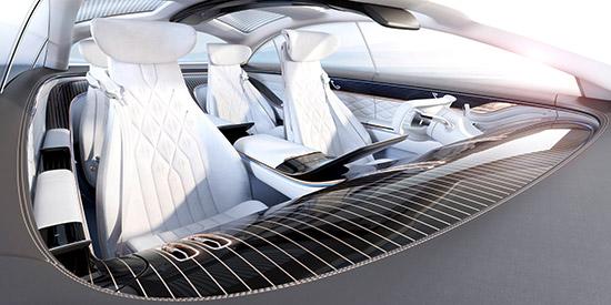 Vision EQS,Mercedes-Benz Vision EQS,EQS,รถไฟฟ้า Vision EQS,รถยนต์พลังงานไฟฟ้า,รถยนต์พลังงานไฟฟ้า Vision EQS,The Mercedes-Benz Vision EQS,Frankfurt MotorShow,IAA Frankfurt 2019,Frankfurt MotorShow 2019,IAA 2019