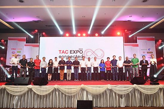 TAC EXPO 2019,ที อาร์ ดับบลิว เอเชียติ๊ก,TAC EXPO,ที อาร์ ดับบลิว,TRW