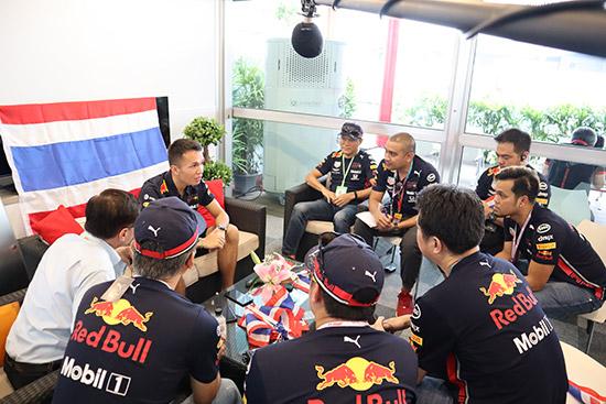 อเล็กซ์ อัลบอน,สิงคโปร์ กรังด์ปรีซ์,อเล็กซานเดอร์ อัลบอน อังศุสิงห์,Singapore GP 2019,Alex Albon,AA23,Alexander Albon,Alex Albon Ansusinha,Red Bull Racing Honda,RedBull Racing Honda,RedBull Racing
