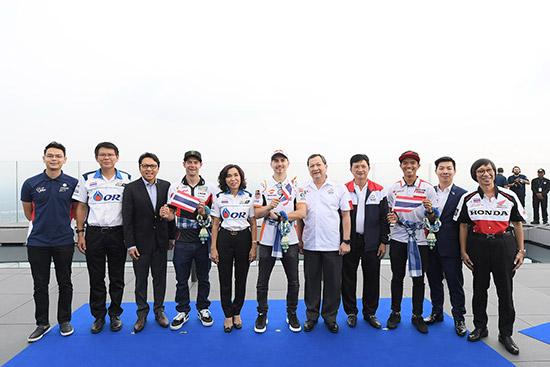 โมโตจีพี,การท่องเที่ยวแห่งประเทศไทย,พีทีที ไทยแลนด์ กรังด์ปรีซ์ 2019,คาล ครัทช์โลว,ฮอร์เก ลอเรนโซ,สมเกียรติ จันทรา,โปรโมทท่องเที่ยวไทย,สนามช้าง อินเตอร์เนชั่นแนล เซอร์กิต จังหวัดบุรีรัมย์