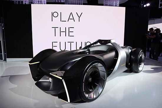 โตเกียวมอเตอร์โชว์ 2019,Tokyo MotorShow 2019,บูธโตโยต้า,e-Palette,TOYOTA e-RACER,TOYOTA e-4me,Toyota LQ Concept,TOYOTA Micro Palette,Ultra-compact BEV,Yui,Toyota i-ROAD,Walking area BEV