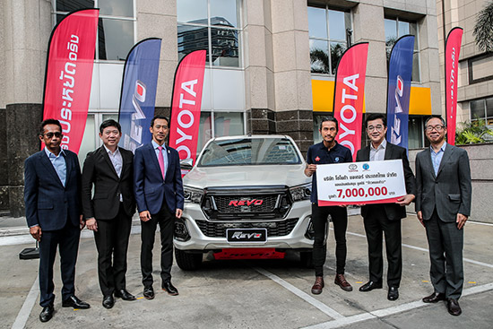 โตโยต้าไฮลักซ์ รีโว่,รถกระบะไฮลักซ์ รีโว่,ตูน อาทิวราห์ คงมาลัย,ชุดแต่งพิเศษ,Toyota Hilux REVO,Toyota Hilux REVO,ECU SHOP,REVO ECU SHOP,Toyota Hilux REVO ชุดแต่งพิเศษ ECU SHOP,Ultra Boost,Toyota Hilux REVO Ultra Boost