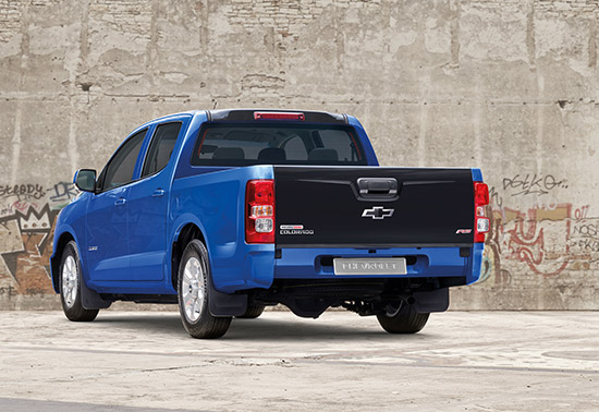โคโลราโด  อาร์เอส อีดิชั่น,Chevrolet Colorado RS Edition,Colorado RS Edition,Chevrolet Colorado RS,Colorado RS,โคโลราโด อาร์เอส,รถกระบะแต่งซิ่ง,รถกระบะแต่ง,รถกระบะโคโลราโด อาร์เอส
