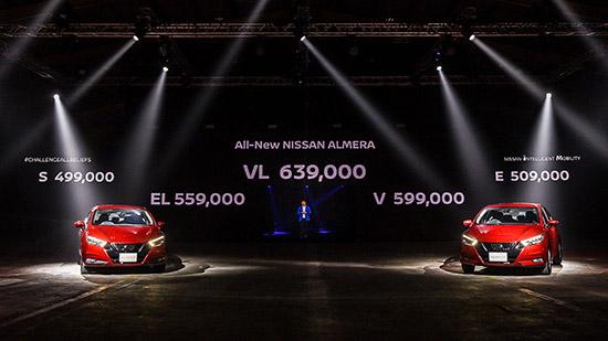 นิสสัน อัลเมร่า ใหม่,อัลเมร่า ใหม่,เครื่องยนต์เทอร์โบ 1.0 ลิตร,HRA0,All-new Nissan Almera,Nissan Almera ใหม่,Nissan Almera 2020,Almera ใหม่,ราคานิสสัน อัลเมร่า ใหม่,ราคา อัลเมร่า ใหม่,ราคา All-new Nissan Almera,ราคา Nissan Almera ใหม่