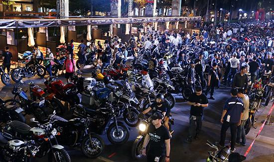 BMF 2020,แบงค์ค็อก มอเตอร์ไบค์ เฟสติวัล ครั้งที่ 12,BMF ครั้งที่ 12,Bangkok Motorbike Festival 2020,BKK bike Week,งานมอเตอร์ไซค์ เซ็นทรัล เวิลด์,แบงค์ค็อก มอเตอร์ไบค์,Bangkok Motorbike,BMF 2020 15-19 มกราคม