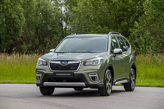 รางวัลมาตรฐานความปลอดภัย 5 ดาว,EURO NCAP,ทดสอบการชนของรถยนต์ใหม่แห่งยุโรป EURO NCAP,ทดสอบการชน,ทดสอบการชน ซูบารุ ฟอเรสเตอร์,Subaru Forester EURO NCAP,ทดสอบการชน Subaru Forester