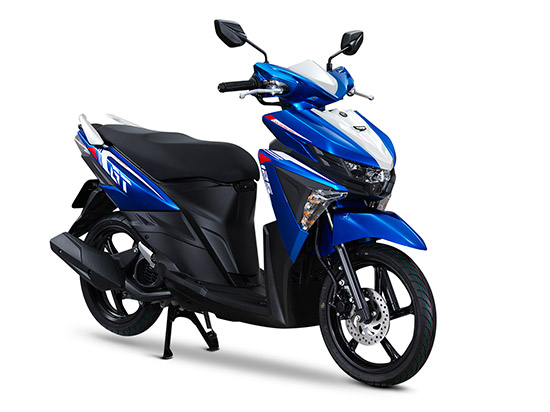 Yamaha GT125 ใหม่,GT125 ใหม่,Yamaha GT125,GT125,GT125 สีใหม่,Yamaha GT125 สีใหม่,BLUE CORE,Yamaha BLUE CORE,Yamaha GT125 sss
