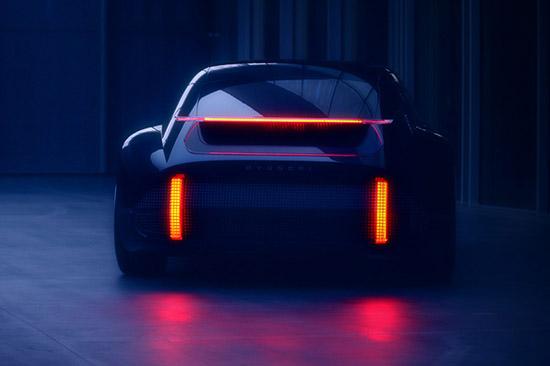 Hyundai Prophecy,รถยนต์พลังงานไฟฟ้าต้นแบบ,รถยนต์พลังงานไฟฟ้าต้นแบบ Hyundai Prophecy,เจนีวา มอเตอร์ โชว์