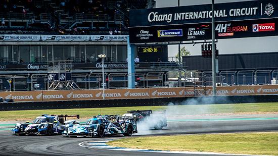 Asian Le Mans Serie 2019/2020,Asian Le Mans Serie,เอเชียน เลอมังส์,บุรีรัมย์ 4 ชั่วโมง เอเชียน เลอมังส์,สนามช้าง อินเตอร์เนชั่นแนล เซอร์กิต,4 Hours of Buriram,Asian Le Mans Series 4 Hours of Buriram