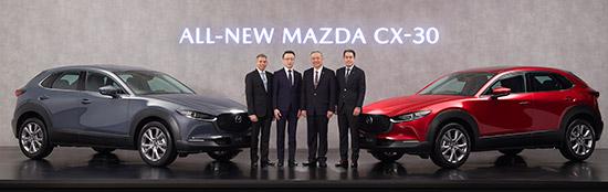 ALL-NEW MAZDA CX-30,MAZDA CX-30,2020 ALL-NEW MAZDA CX-30,MAZDA CX-30 ใหม่,CX-30 ใหม่,มาสด้า CX-30 ใหม่,ราคา MAZDA CX-30 ใหม่,ราคา CX-30 ใหม่,ราคามาสด้า CX-30 ใหม่,รีวิวรถใหม่