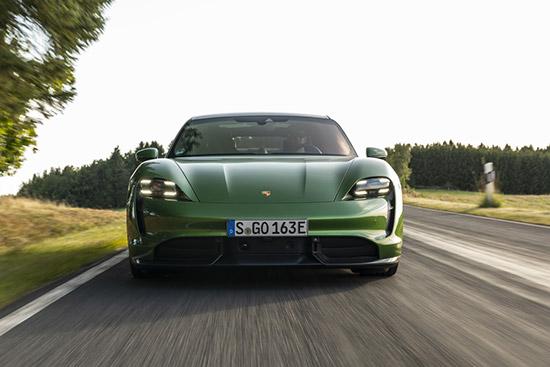 Porsche Taycan,World Car of the Year Awards 2020,WCOTY,ปอร์เช่ ไทคานน์