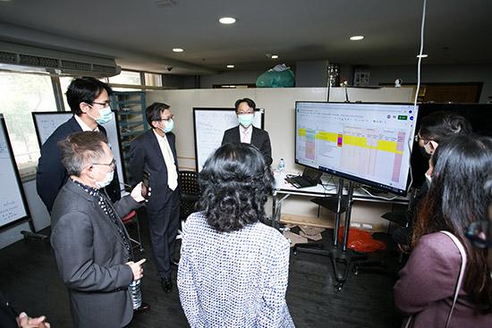 โครงการ CU-RoboCOVID,CU-RoboCOVID,อีซูซุมอบเงิน,COVID-19,จุฬาลงกรณ์มหาวิทยาลัย