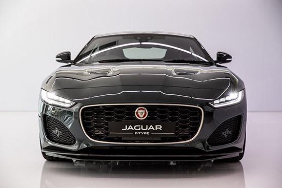 New Jaguar F-Type,Jaguar F-Type ใหม่,จากัวร์ เอฟ-ไทป์ โฉมใหม่,จากัวร์ เอฟ-ไทป์ ใหม่,Jaguar F-Type 2020,F-Type 2.0 Litre Ingenium Petrol Coupe,F-Type 5.0 Litre V8 Superchardged Petrol Coupe R,F-Type 2.0 Litre Ingenium Petrol Convertible R-Dynamic,F-Type Convertible R-Dynamic,F-Type Coupe R,F-Type 5.0 Litre V8 Superchardged