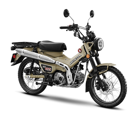 New Honda CT125,Honda CT125,Honda CT125 ใหม่,CT125 ใหม่,CT125,ราคา CT125 ใหม่,ราคา CT125,ราคา New Honda CT125,รีวิว Honda CT125,รีวิว Honda CT125 ใหม่