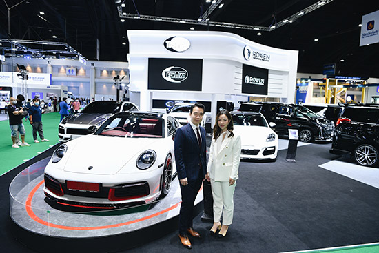 ชุดแต่ง TECHART,B Autohaus,TECHART,ชุดแต่งปอร์เช่,TECHART ชุดแต่งปอร์เช่,ชุดแต่งปอร์เช่ TECHART,Porsche TECHART,ชุดแต่ง Porsche TECHART,ชุดแต่ง Porsche