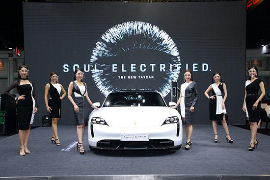 ปอร์เช่ ไทคานน์,Taycan,Porsche Taycan,Porsche Taycan ใหม่,Taycan Turbo S,Taycan 4S,Taycan Turbo,รถยนต์พลังงานไฟฟ้า,รถยนต์พลังงานไฟฟ้าปอร์เช่,Porsche Taycan ev