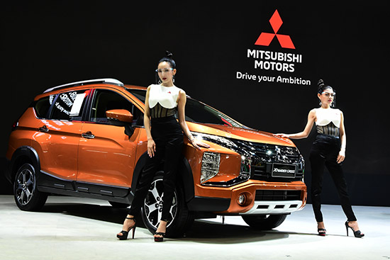 PAJERO SPORT ELITE EDITION,PAJERO SPORT ELITE EDITION ใหม่,Xpander Cross,Xpander Cross ใหม่,Mitsubishi PAJERO SPORT ELITE EDITION,Mitsubishi PAJERO SPORT ELITE EDITION ใหม่,Mitsubishi Xpander Cross,Mitsubishi Xpander Cross ใหม่,งานมอเตอร์โชว์,motorshow 2020