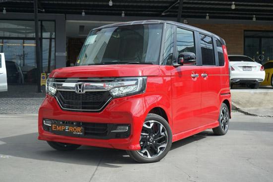 Honda N-BOX,EMPEROR IMPORT CAR,N-BOX,NBOX,Honda NBOX,Kei Car,EMPEROR AUTO,รถ Kei Car,รถนำเข้า,รถยนต์นำเข้า