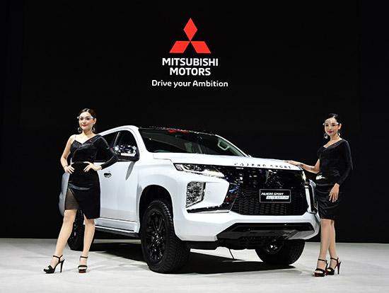 มิตซูบิชิ ปาเจโร สปอร์ต จีที พลัส ใหม่,มิตซูบิชิ ปาเจโร สปอร์ต จีที พลัส,PAJERO SPORT GT-PLUS,Big Motor Sale 2020