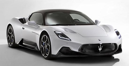 มาเซราติ MC20,MC20,Maserati MC20,Maserati Corse,Maserati