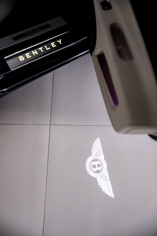 ดิ ออล์นิว ฟลายอิ้ง สเปอร์,The All-new Flying Spur,Flying Spur,เอเอเอส ออโต้ เซอร์วิส,Bentley,Bentley Flying Spur