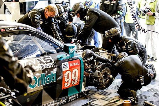 24 Hours Le Mans 2020,วุฒิกร อินทรภูวศักดิ์,Le Mans 2020,24 Hours Le Mans,Porsche 911 RSR,Porsche 911 RSR หมายเลข 99,สนาม Le Mans