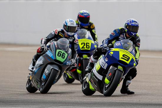 เขมินทร์ คูโบะ,พีรพงศ์ บุญเลิศ,วีอาร์46 มาสเตอร์แคมป์ ทีม,ซีอีวี โมโตทู ยูโรเปี้ยน แชมเปี้ยนชิพ 2020,VR46 Master Camp,CEV Moto2 Europian Championship 2020