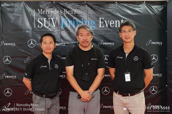 Mercedes-Benz SUV Driving Events,เบนซ์ไพรม์มัส,Primus Autohaus,Benz Primus Autohaus