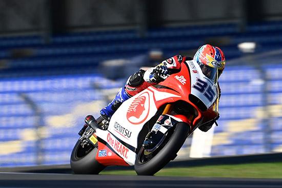 สมเกียรติ จันทรา,ก้อง สมเกียรติ จันทรา,Moto2,Honda Race To The Dream,โมโตทู
