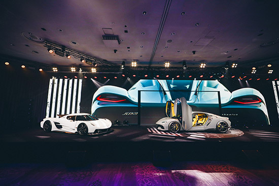 Koenigsegg Gemera,Koenigsegg,Gemera,Koenigsegg Bangkok,Koenigsegg Gemera Mega-GT,Gemera Mega-GT,ราคา Koenigsegg Gemera