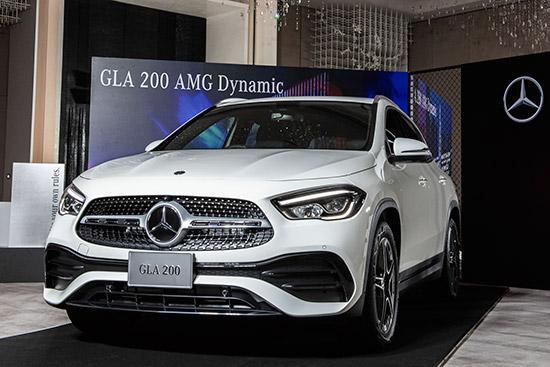GLA ใหม่,A-Class ใหม่,GLA 200 AMG Dynamic,Mercedes-Benz A-Class,A 200 Progressive,A 200 AMG Dynamic,A200 Progressive,A200 AMG Dynamic,ราคา GLA 200 AMG Dynamic,ราคา A 200 Progressive,ราคา A 200 AMG Dynamic