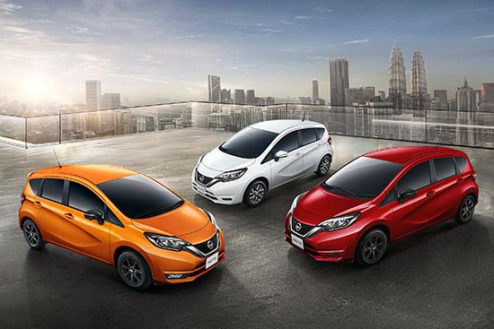 นิสสัน เทอร์ร่า ใหม่,นิสสัน โน๊ต ใหม่,Terra MY20 editions,Note MY20 editions,Terra MY2020,Note MY2020,Terra 2020,Note 2020,Nissan Terra 2020,Nissan Note 2020