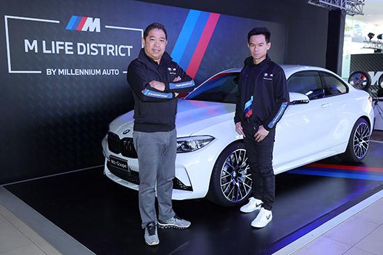 มิลเลนเนียม ออโต้,BMW M POWER,M-LIFE DISTRICT by Millennium Auto,Millennium Auto,bmw Millennium Auto